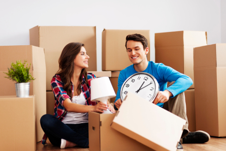 home selling process moving